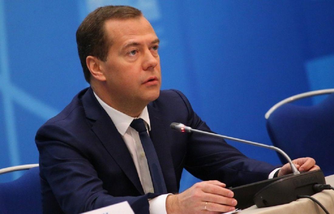 Медведев объявил онеобходимости постепенного отказа отдолевого возведения