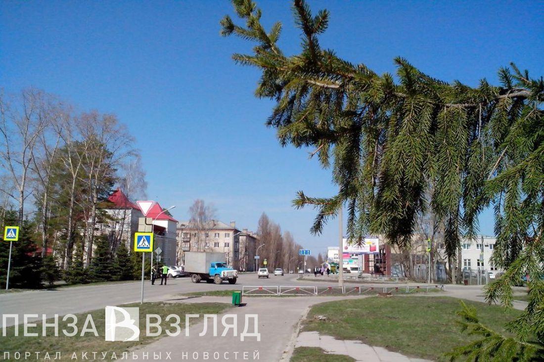Назван самый благоустроенный город Пензенской области