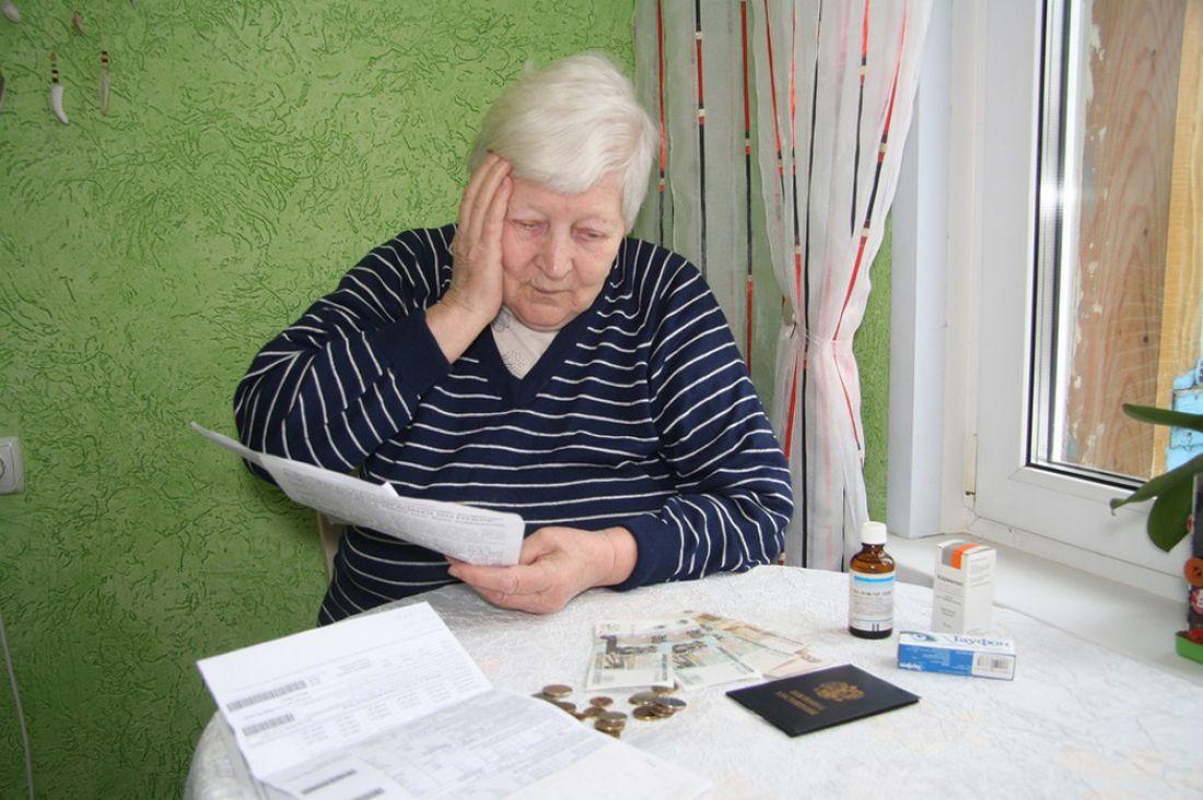 Социальные пенсии в Российской Федерации упадут ниже прожиточного минимума