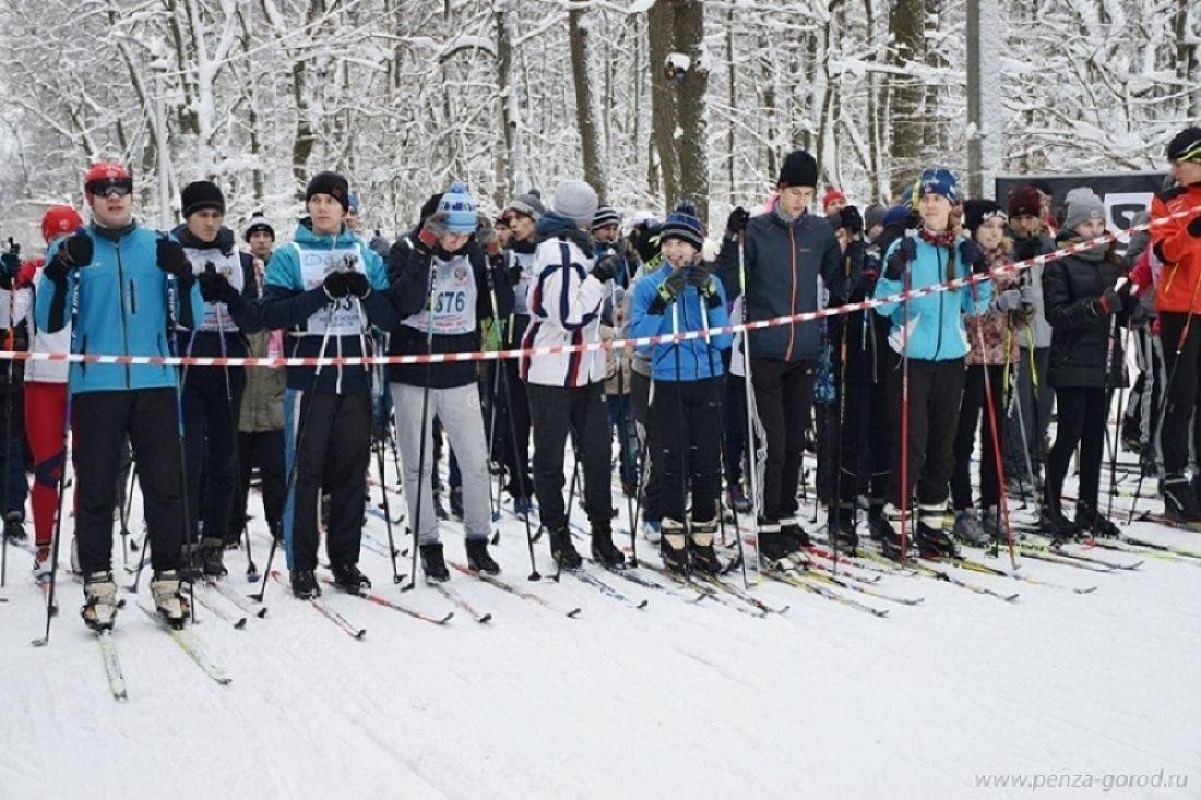 ВЯсной Поляне пройдет «Лыжня РФ - 2017»