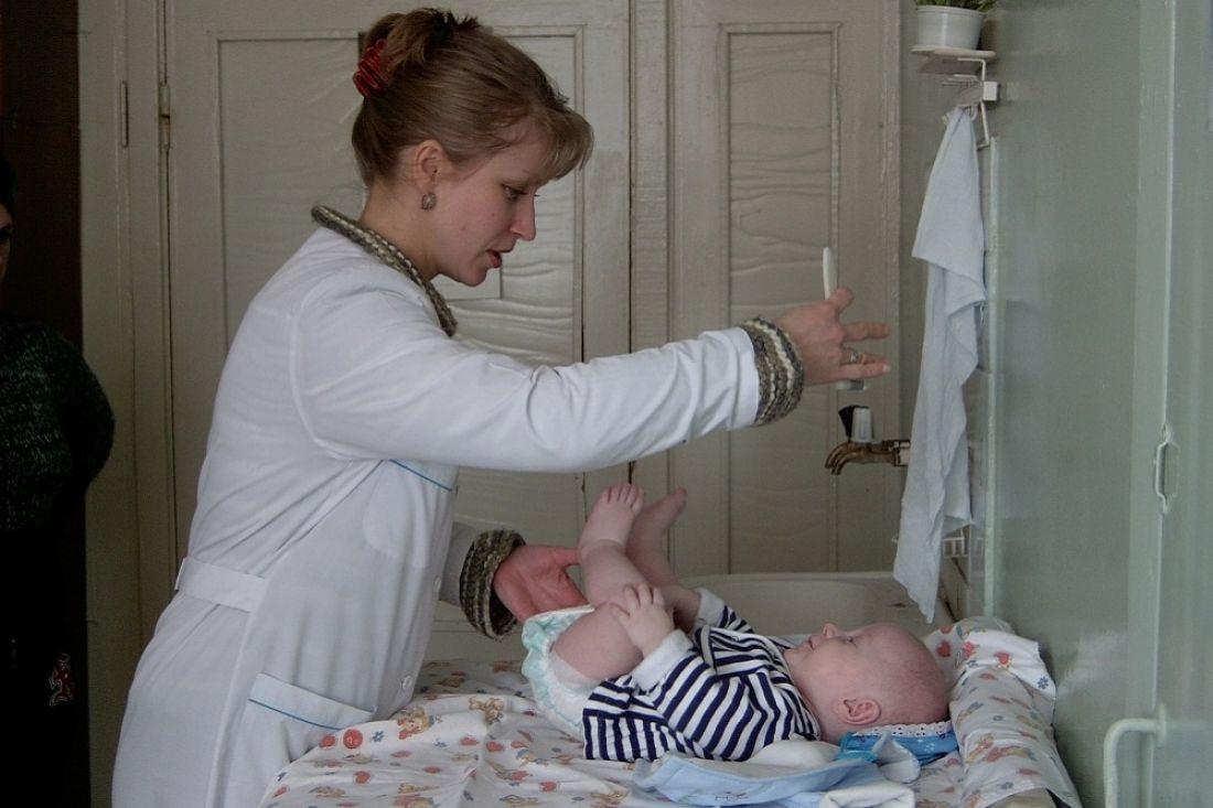 12ноября впензенских поликлиниках будут принимать педиатры