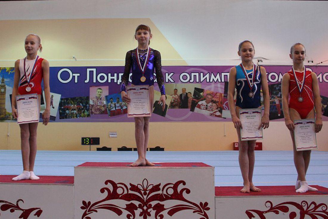 Пензенские гимнастки завоевали золото исеребро начемпионате округа