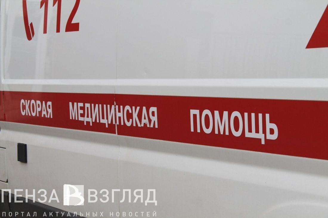 ВТерновке иностранная машина  насмерть сбила мужчину