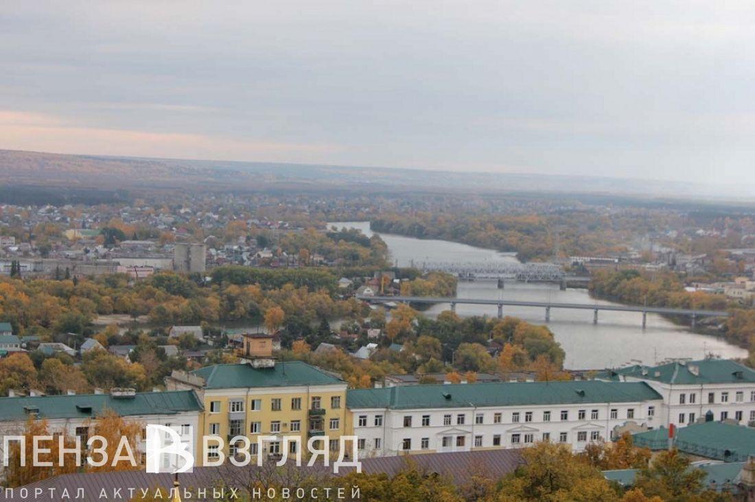 Транспорт поСвердловскому мосту вПензе пустят 7ноября