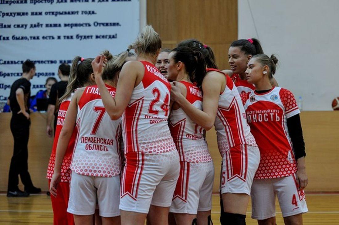 Пензенская «Юность» одержала победу над командой «Шахты-ЮРГПУ» срезультатом 63:55