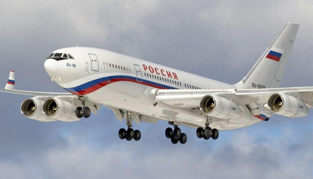 Путин прилетел вКемерово