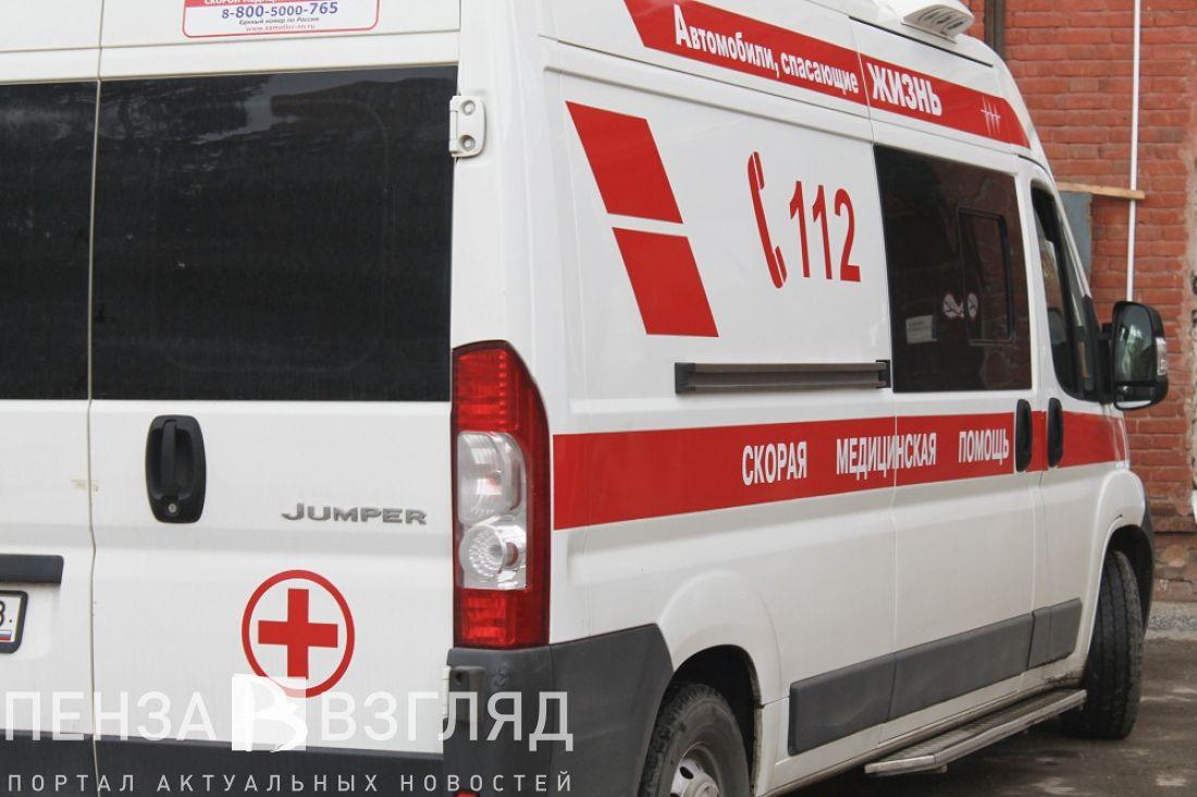 СКуточнил число пострадавших детей при наезде легковушки вБашкирии