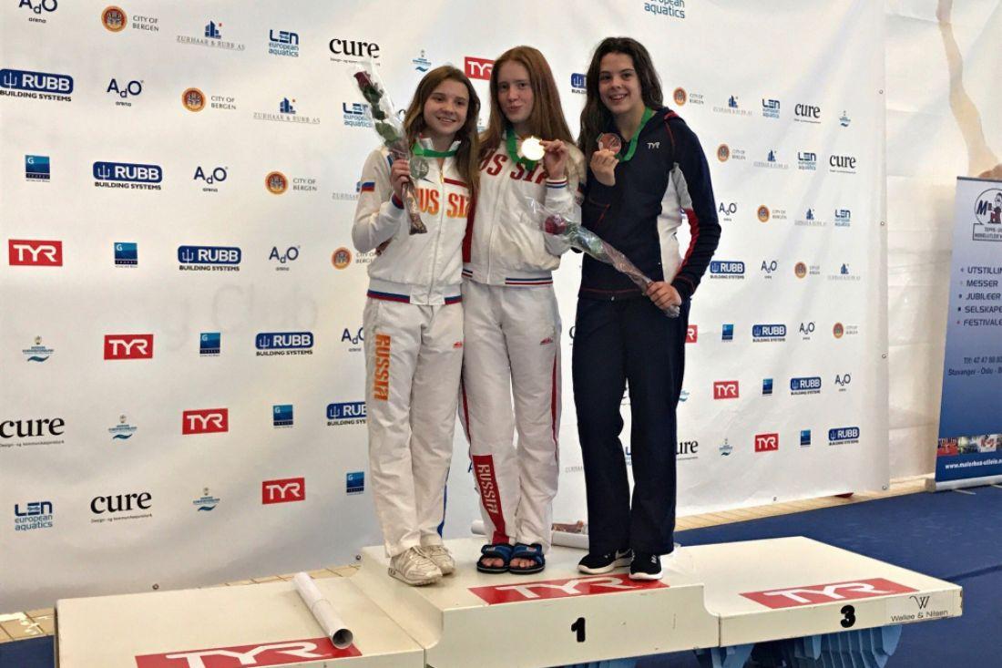 Пензенские прыгуны завоевали еще два золота напервенстве Европы