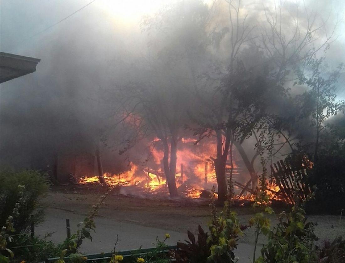 пожары в пензе фото вихреет