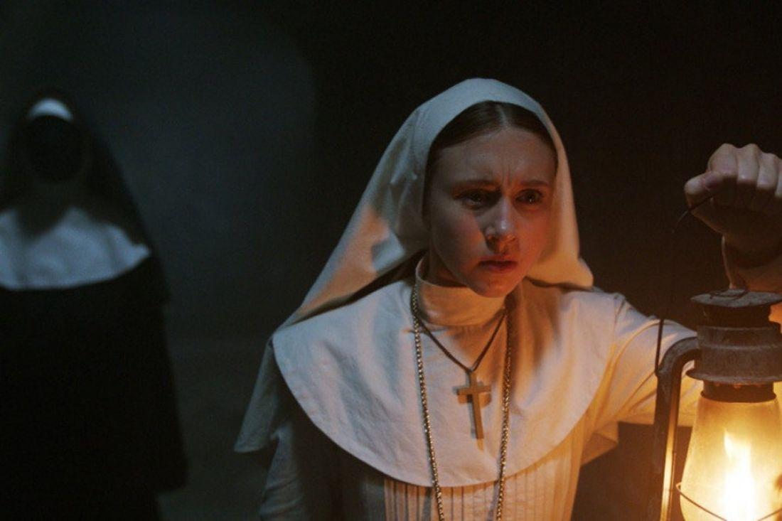 Фильм «Проклятие монахини» стал лидером посборам в русском прокате завыходные