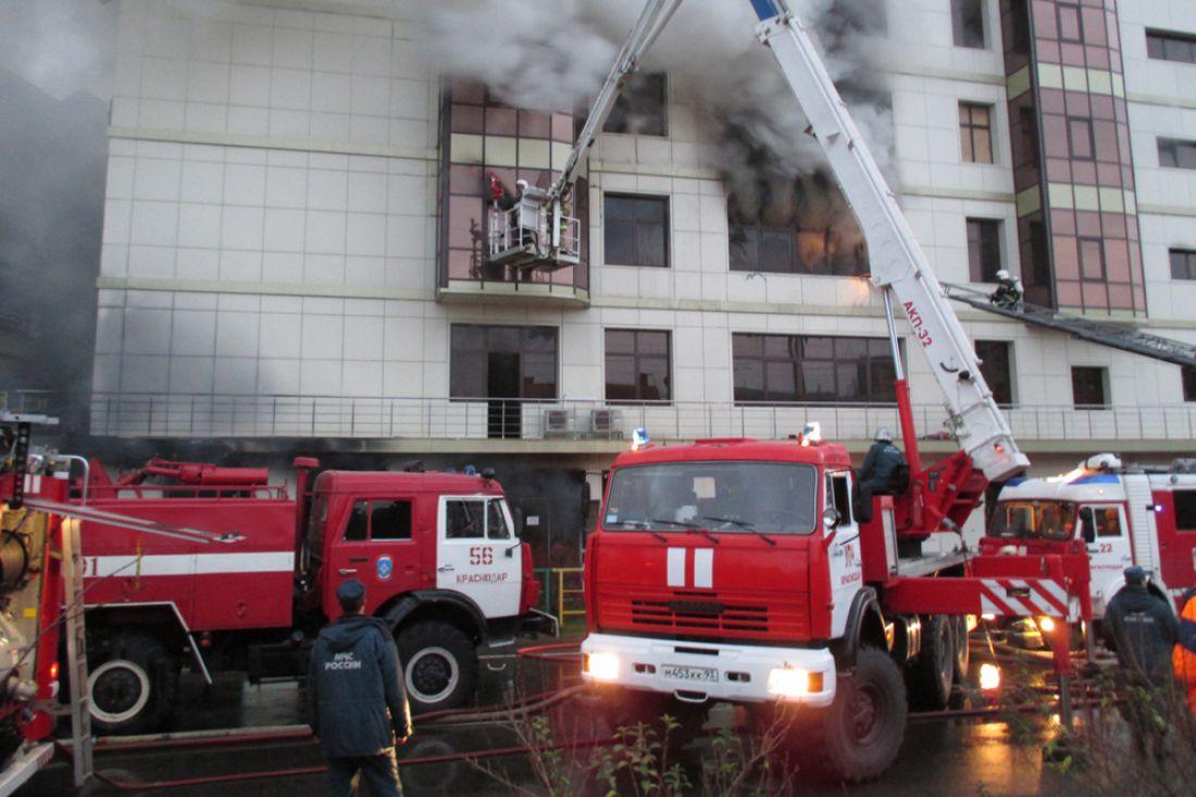 Хозяйка квартиры погибла впожаре, возникшем из-за детской шалости