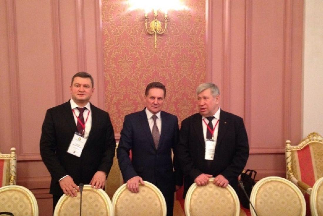 Заместители руководителя Саранска приняли участие в совещании членов Ассоциации городов Поволжья