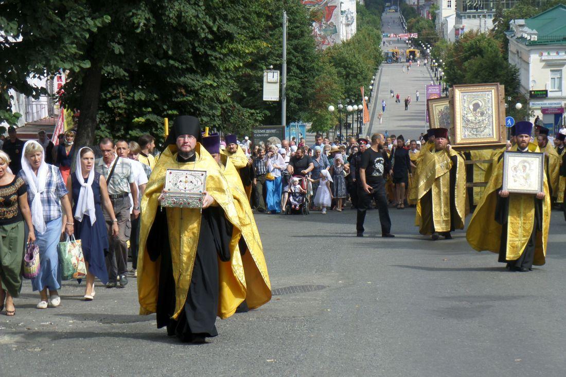 Святыни изафонского монастыря Хиландар прибудут вПензу