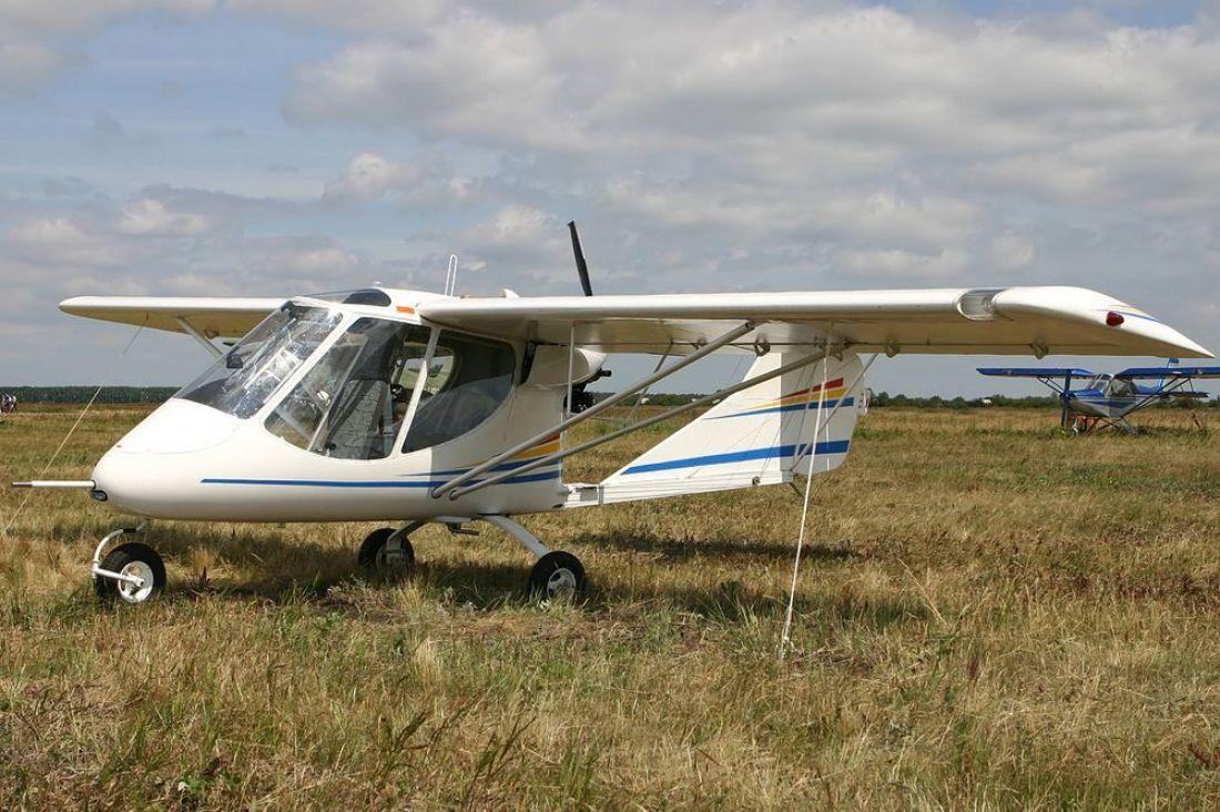 Легкомоторный самолет упал вПензенской области, пилот погиб