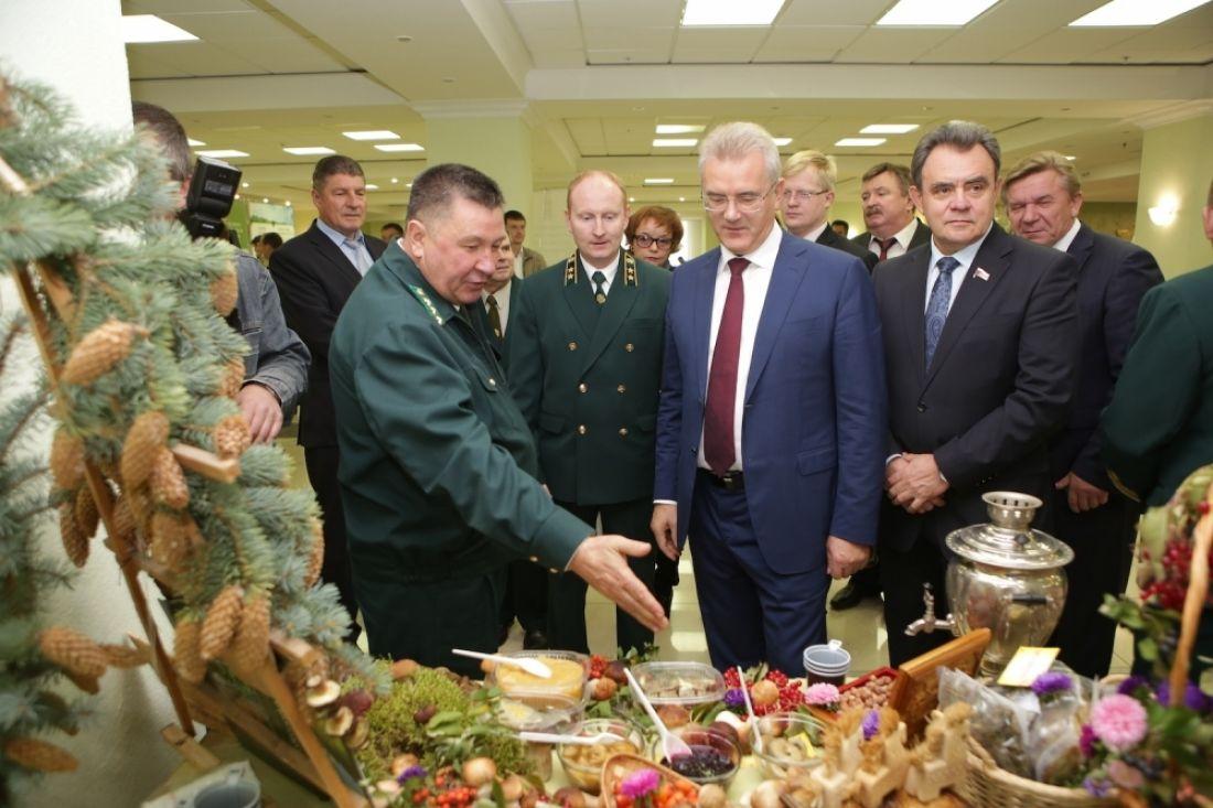 ВПензенской области откроется цех поконсервированию грибов иягод