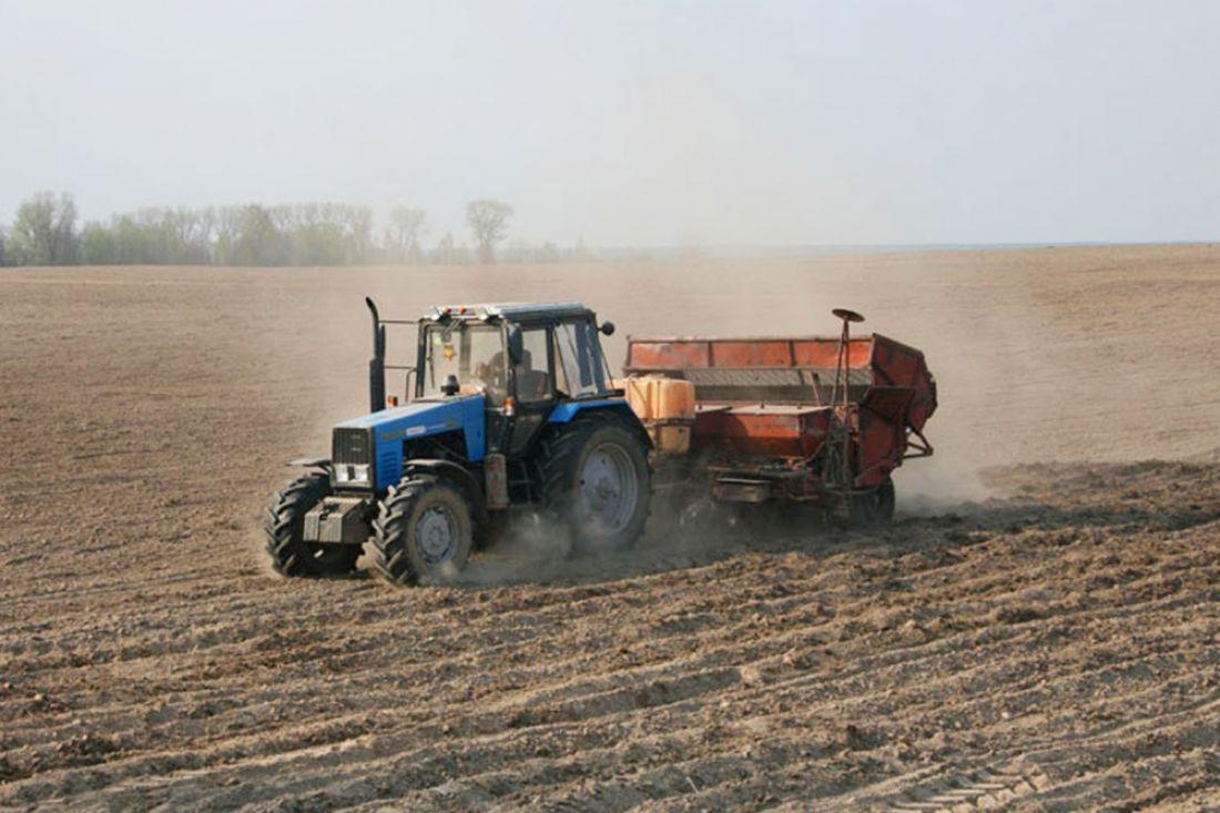 ВТатарстане засеяли яровые наплощади неменее  400 тыс.  гектаров