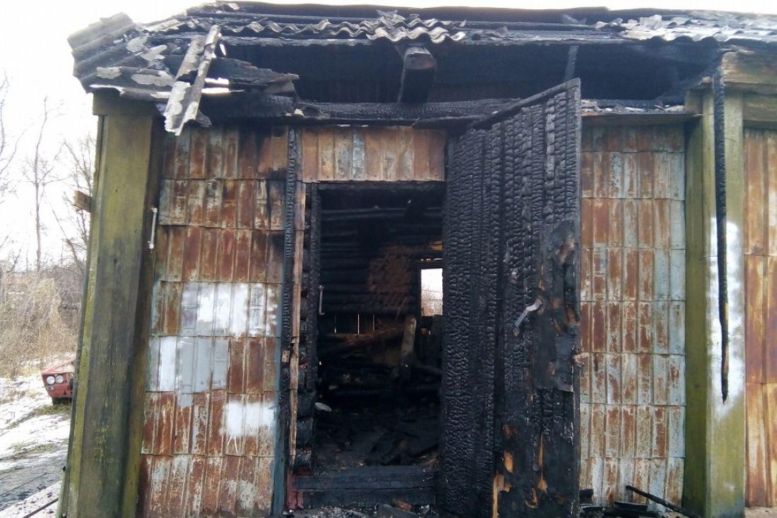 ВКаменке организована проверка пофакту смерти мужчины в итоге пожара