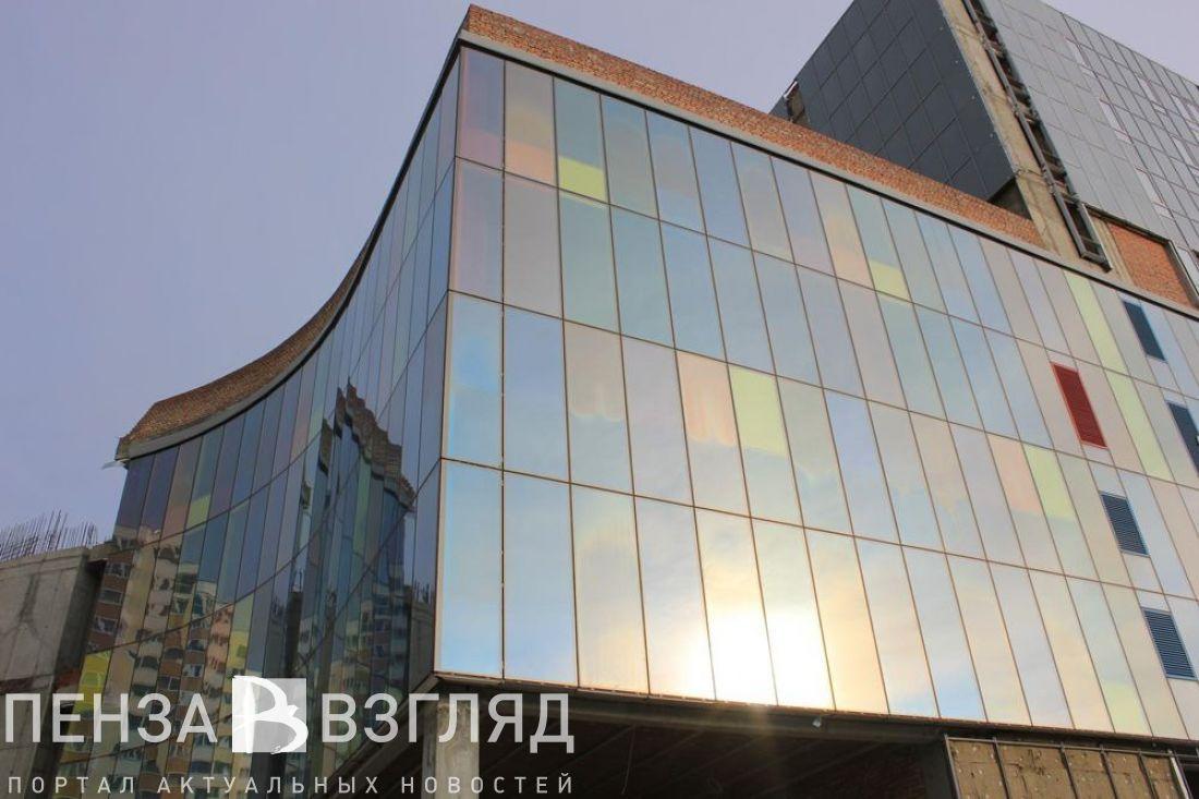 Чтобы достроить цирк вПензе вбюджет заложили 1,3 млрд руб.