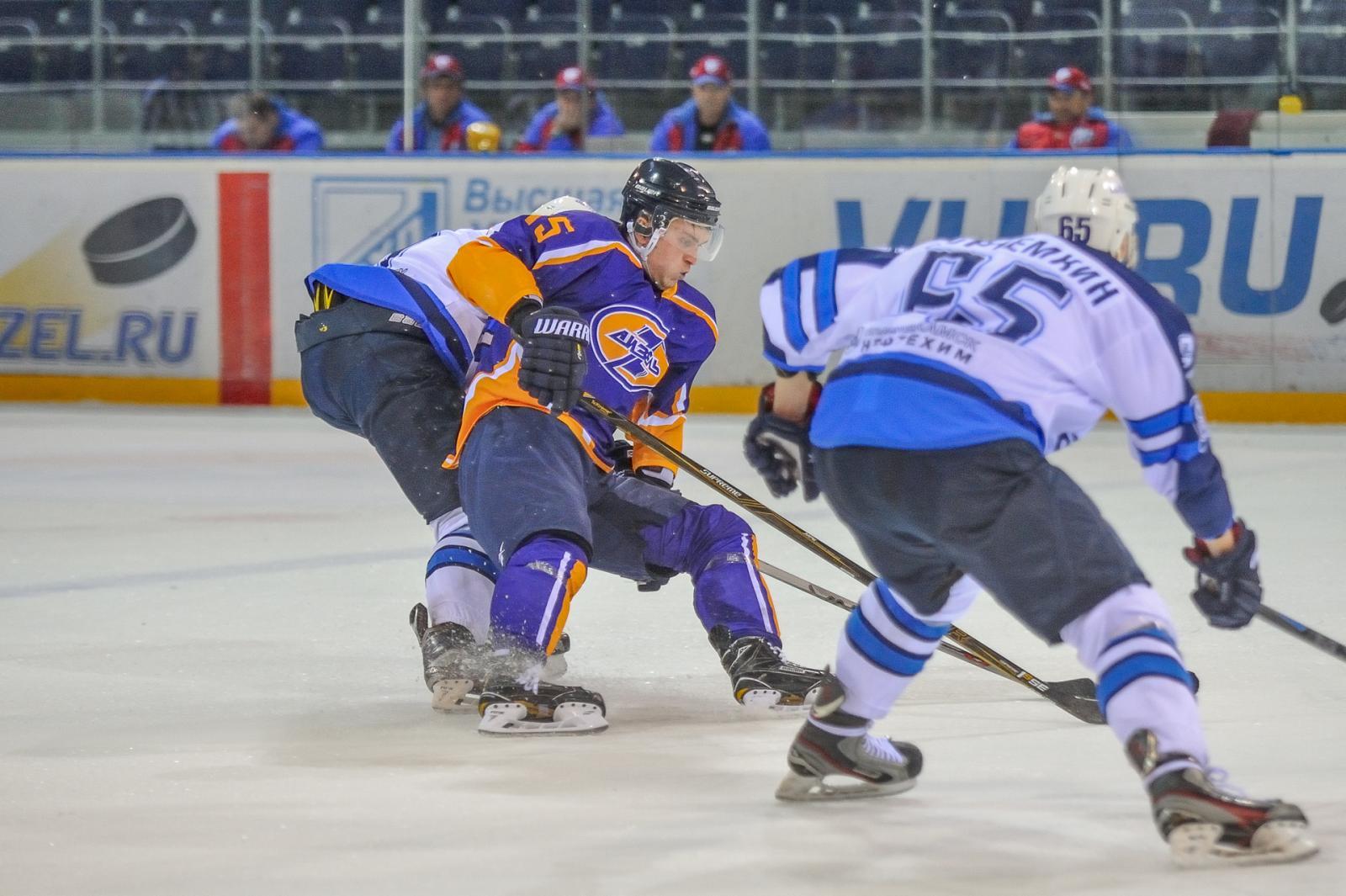 Пензенский «Дизель» одержал победу над «Ариадой-НХ»