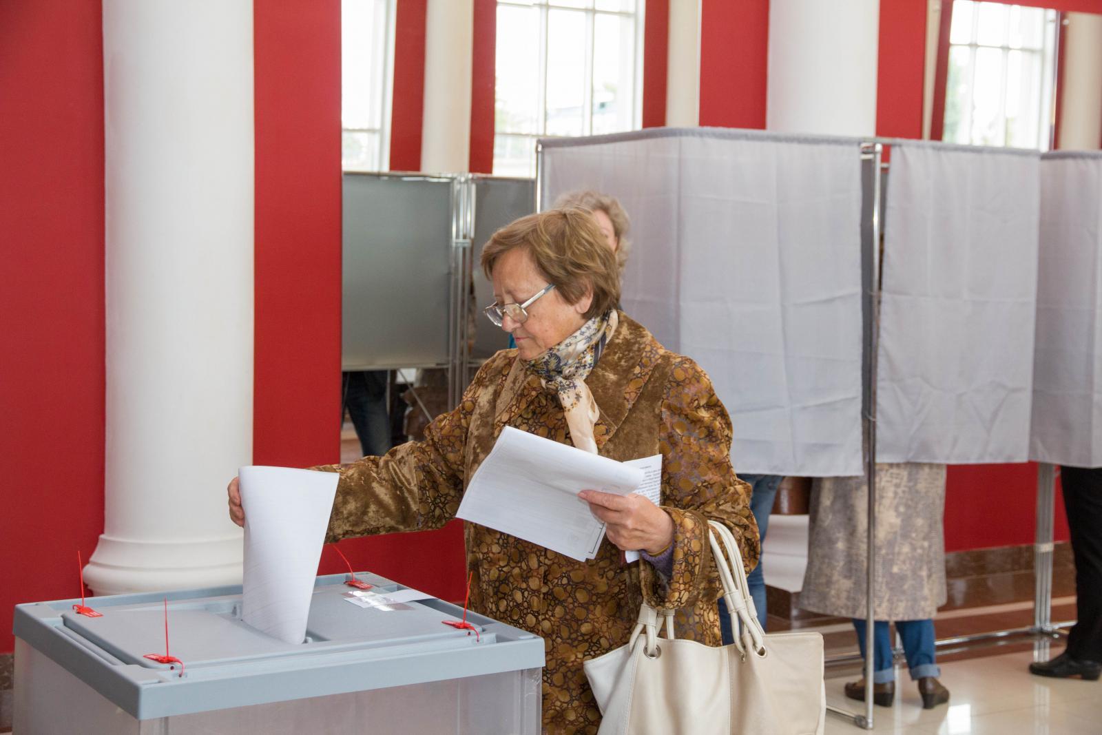 ВПензенской области размещены первые данные оявке избирателей