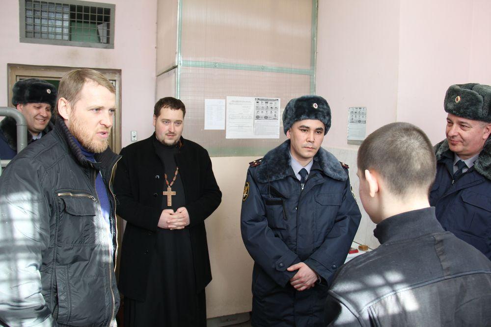 Капитан пензенского «Дизеля» побывал вСИЗО-1