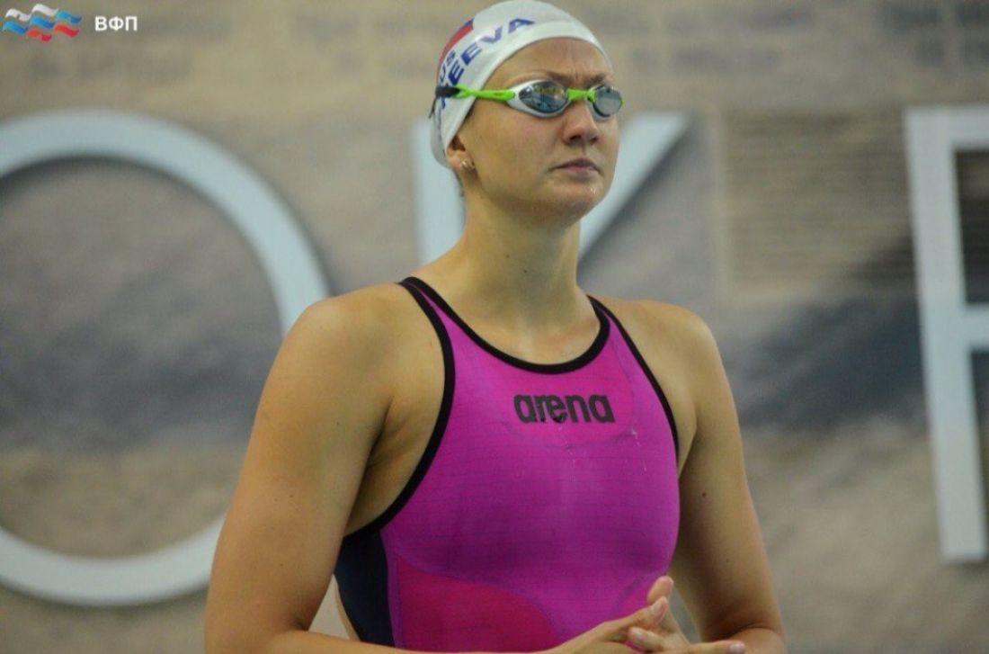 Представительница Украины пробилась вполуфинальный заплыв погребле наИграх вРио