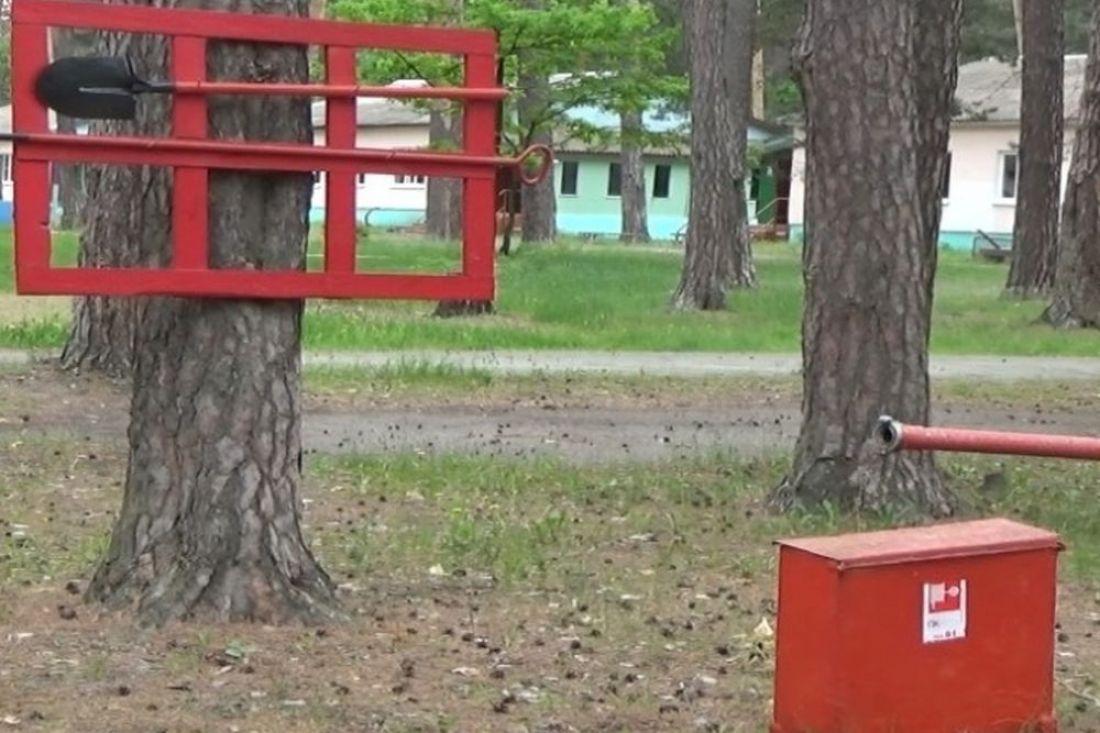 Детские лагеря «Белка» и«Звездочка» проверили напротивопожарную безопасность