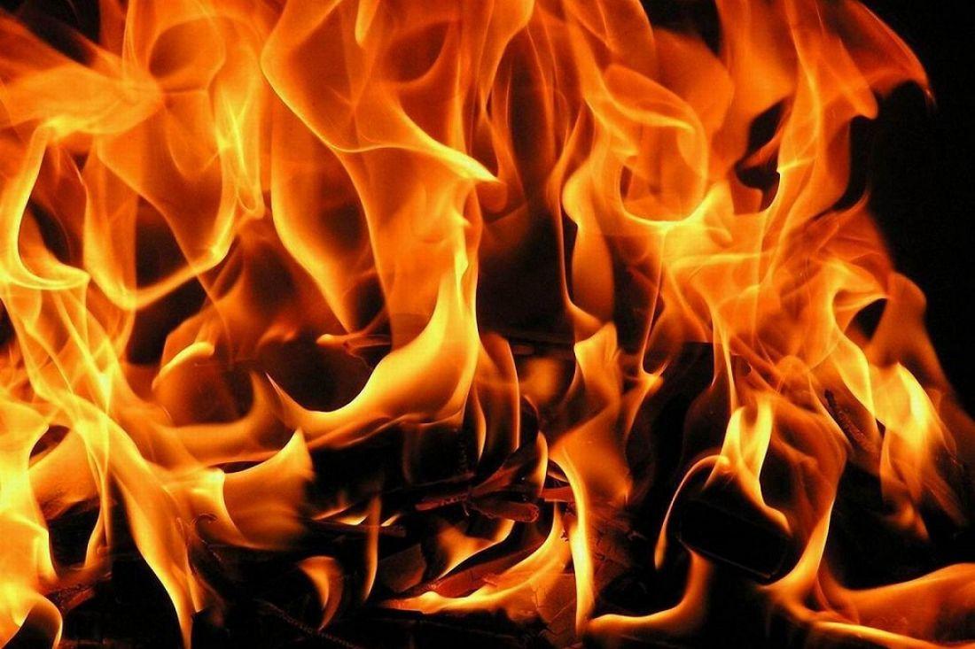 Персонал ипациенты столичной детской инфекционной клиники  №6 были эвакуированы из-за пожара
