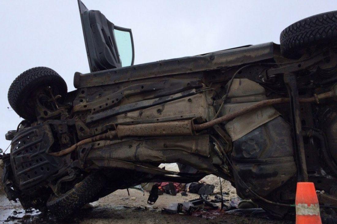 ВМордовии встолкновении 2-х «Опелей» погибли три пенсионера