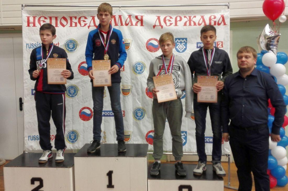 Артем Сысоев изПензы победил навсероссийском турнире потхэквондо ВТФ