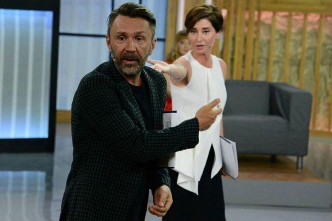 Шнуров разочаровал созерцателей нового ток-шоу «Про любовь»