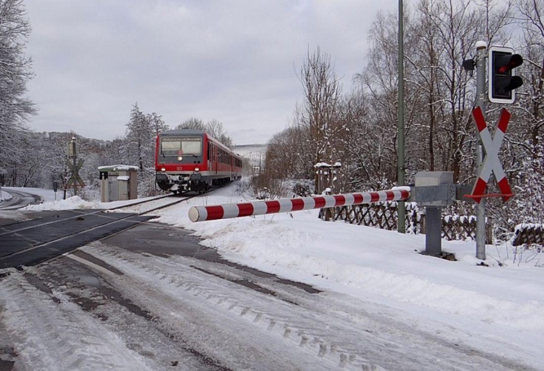 В Курской области в 2019 году отремонтируют 30 железнодорожных переездов