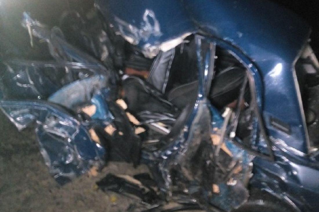 Четверо, включая ребенка, погибли вДТП под Пензой