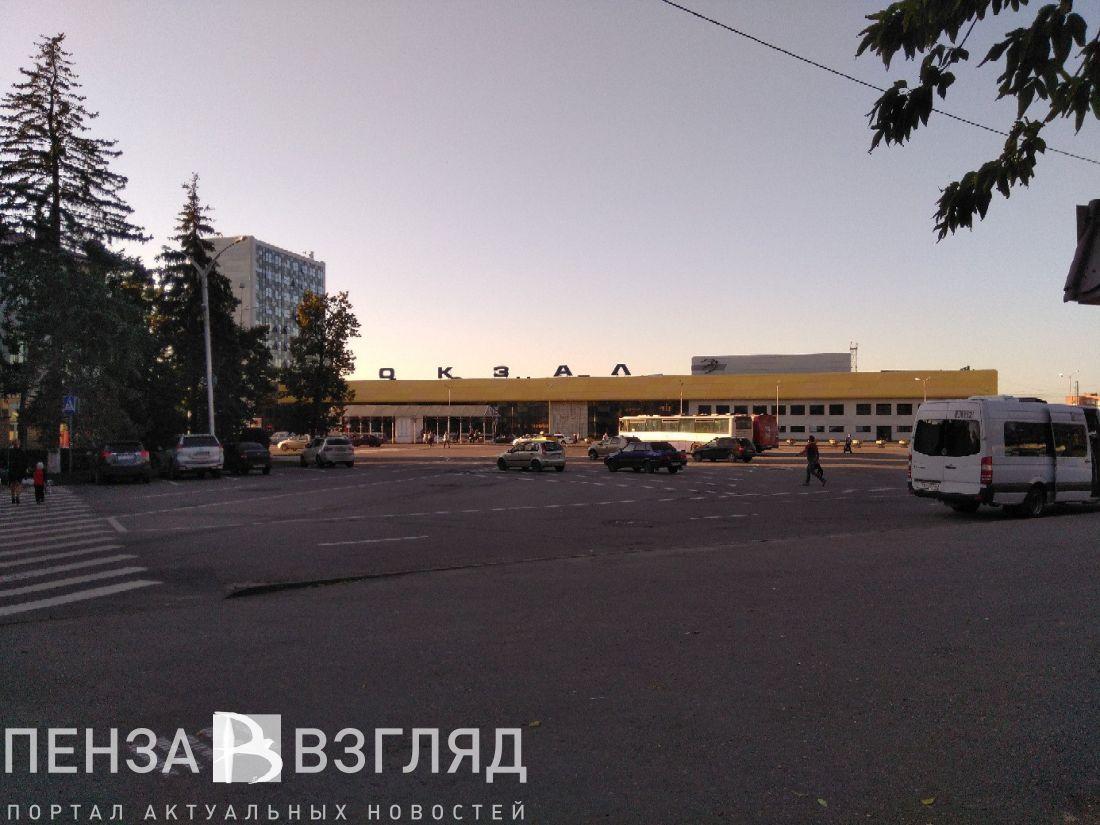 На облагораживание пензенских вокзалов будет выделено 110 млн. руб.