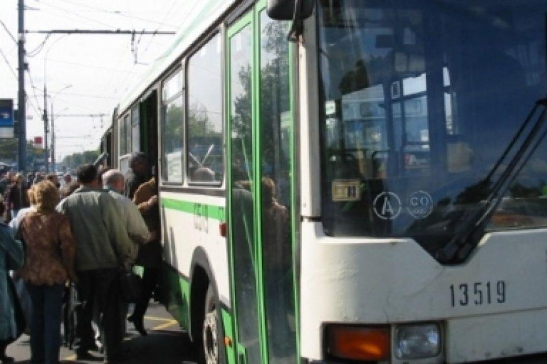 ВЗаречном пустили бесплатные автобусы докладбища