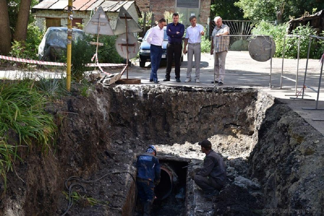 ВПензе после ремонта открылся Арбековский путепровод