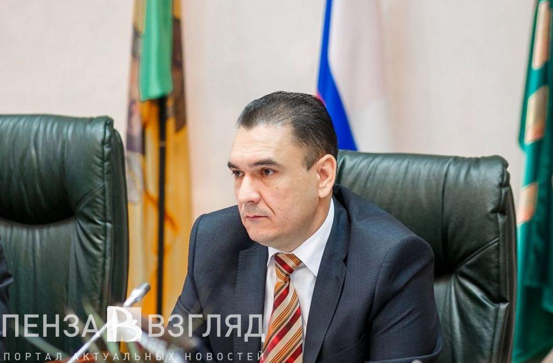 Прекращены полномочия зампреда Пензенской городской думы Георгия Тюрина
