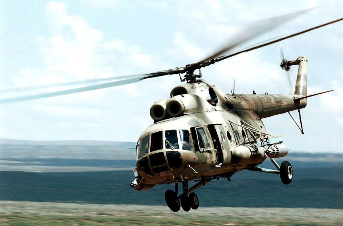 Вцентре Петербурга совершил экстренную посадку вертолёт стуристами