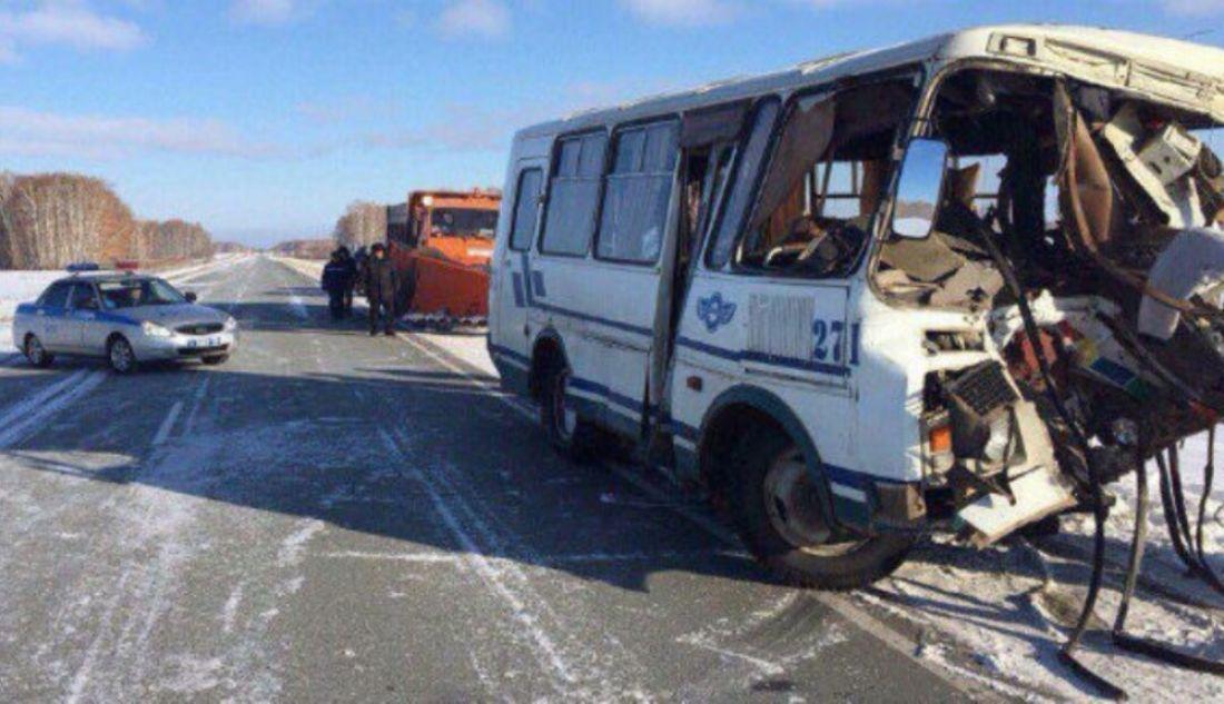 ВОмской области случилось крупное ДТП страгическим исходом