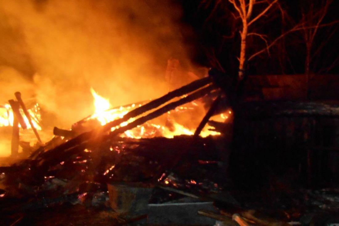 В итоге пожаров вПензенской области погибли мужчина иженщина