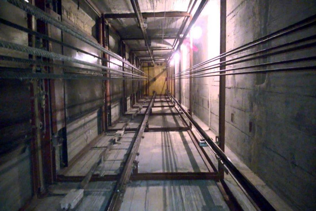 Вшахте лифта строящегося дома вКазани обнаружили тело