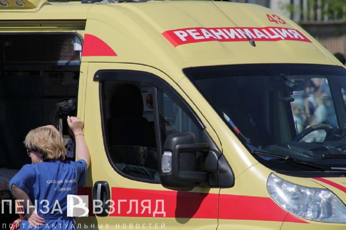 ВПензе наЧапаева «Фольксваген» насмерть сбил 68-летнюю пенсионерку