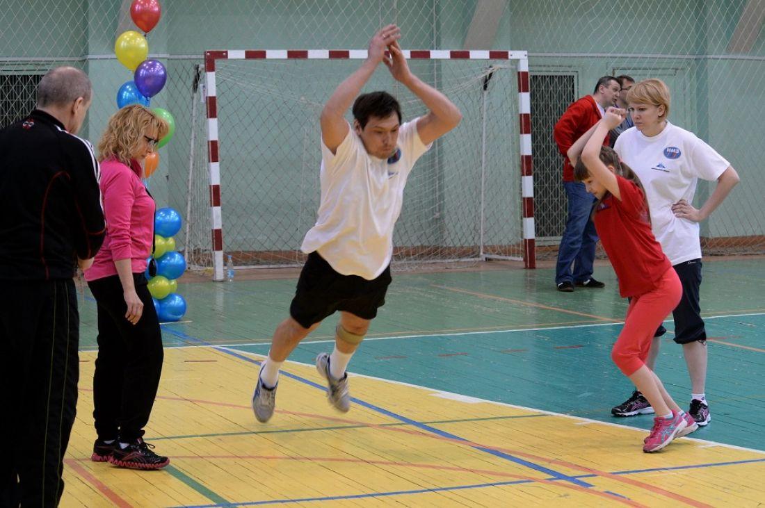 ВПензенской области фестиваль «Папа, мама, я— спортивная семья» соберет 150 участников
