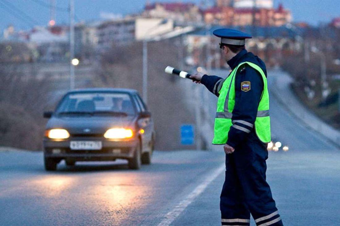 ВОрловской области полицейские задержали 9 нетрезвых водителей