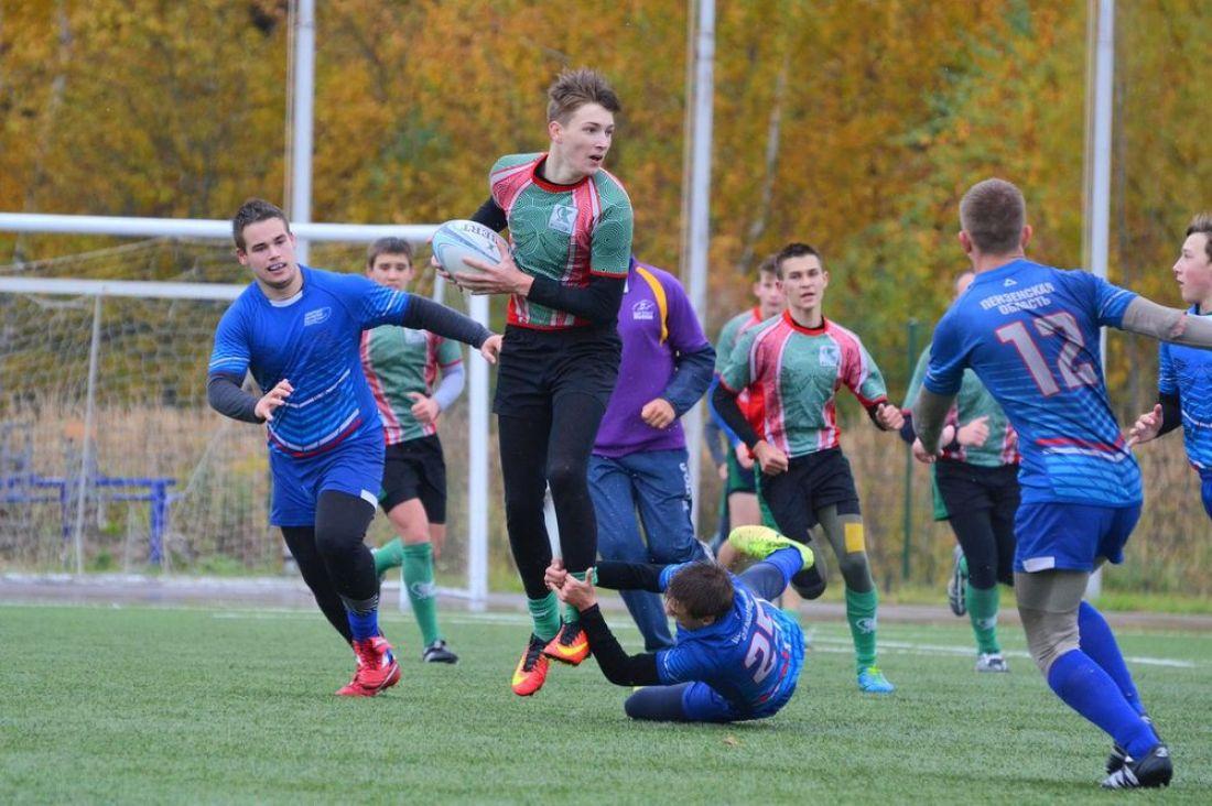 Пензенские регбисты стали бронзовыми призерами Первенства России