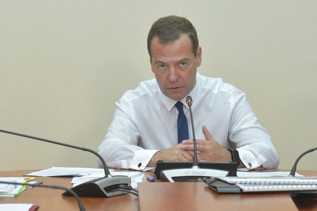 Д. Медведев приедет вПензу софициальным визитом
