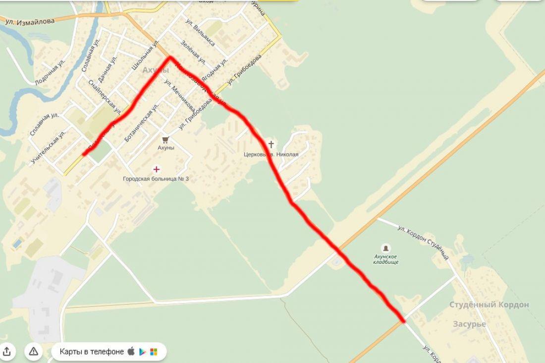 Пенза схема движения маршруток фото 575