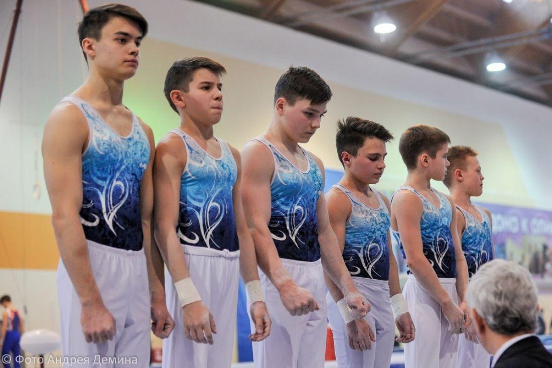 Пензенцы выиграли первенство РФ поспортивной гимнастике