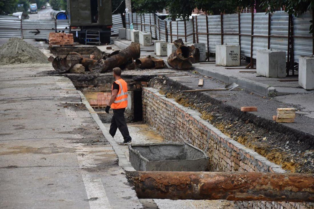 Заместитель главы города Пензы потребовал открыть проезд поул.Плеханова кобеду