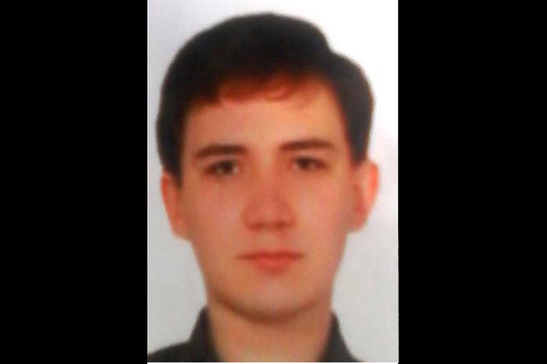 Пензенская милиция ищет 20-летнего Александра Тихонова